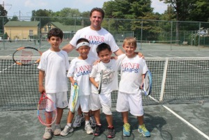 Lavner little tennis
